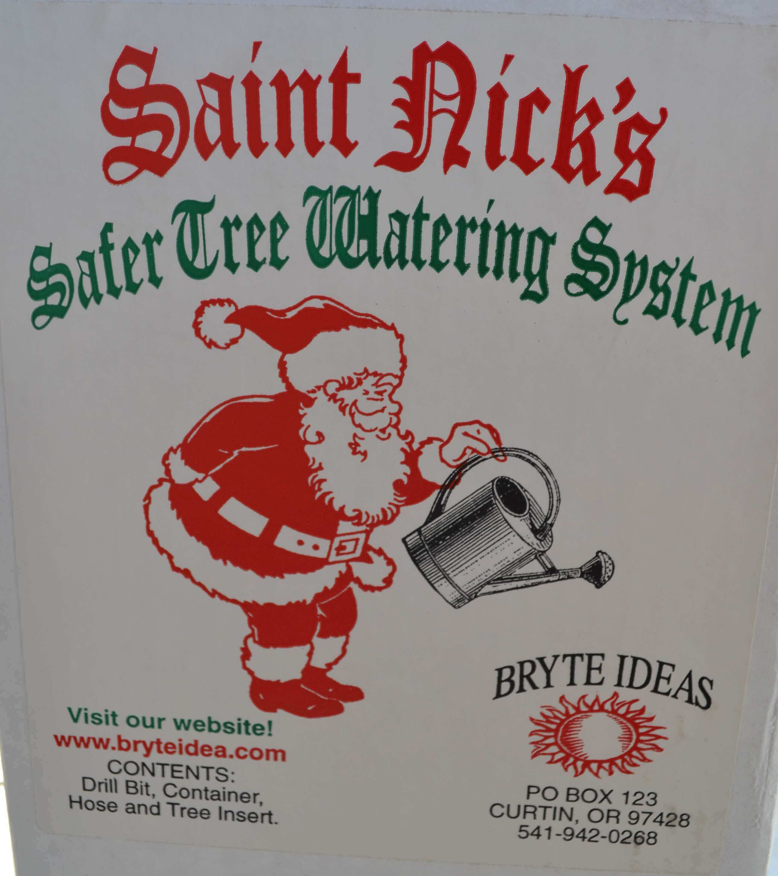 Saint Nicks Christmas tree Watering System Box  > 					<hr> 				</div> 			</div>  		</div> 	</div>   </section> <!--SERVICE SECTION END-->  </section> <!-- ============================================================================= Contact Us SECTION START ============================================================================= --> <section id=